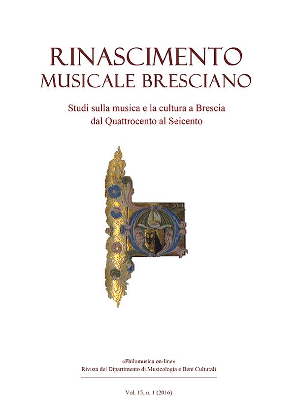 Rinascimento musicale bresciano